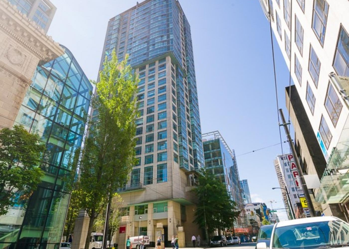 602 - 438 Seymour Street, Downtown VW, Vancouver West