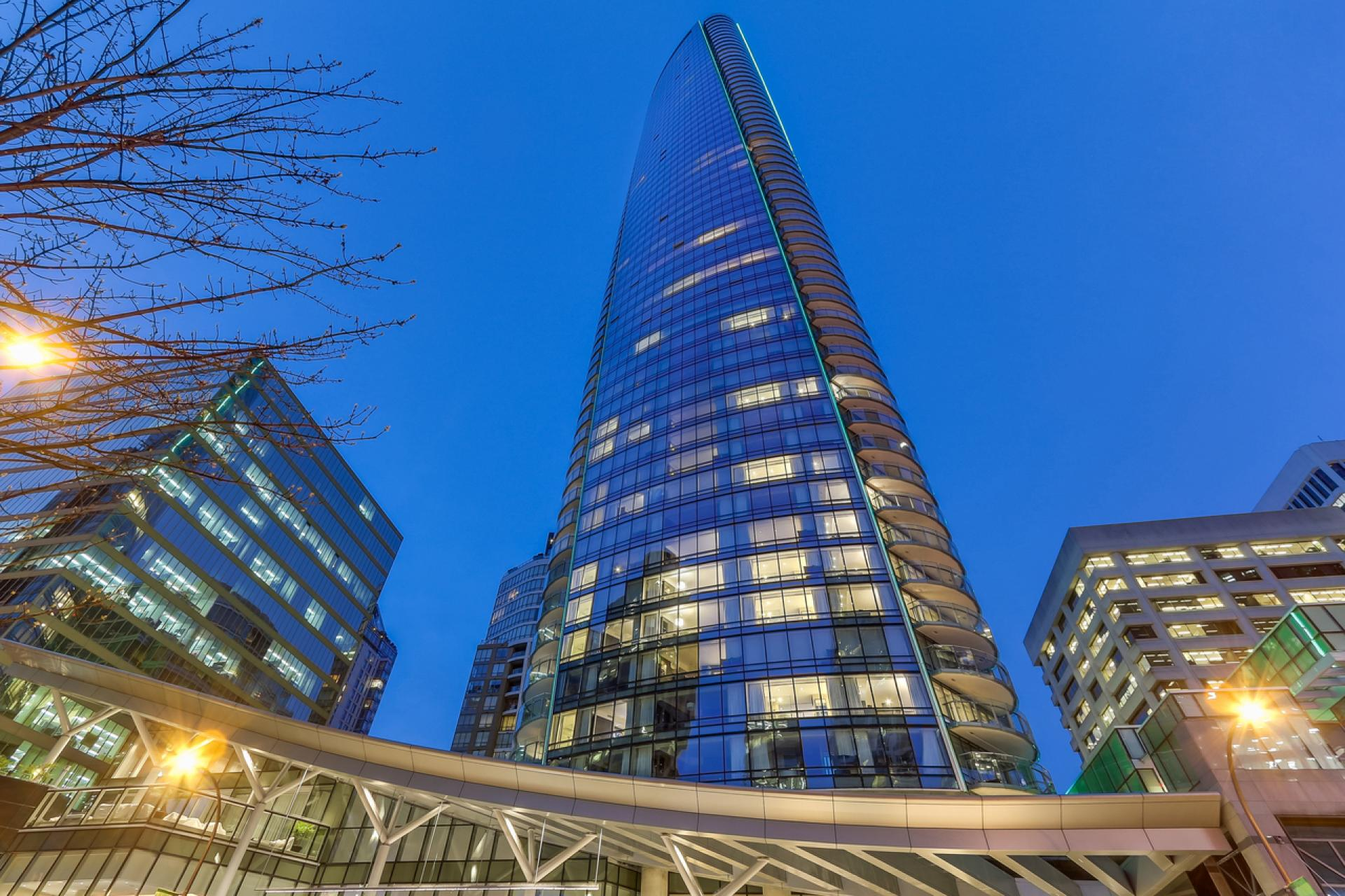 2602 - 1151 W Georgia Street, Coal Harbour, Vancouver West