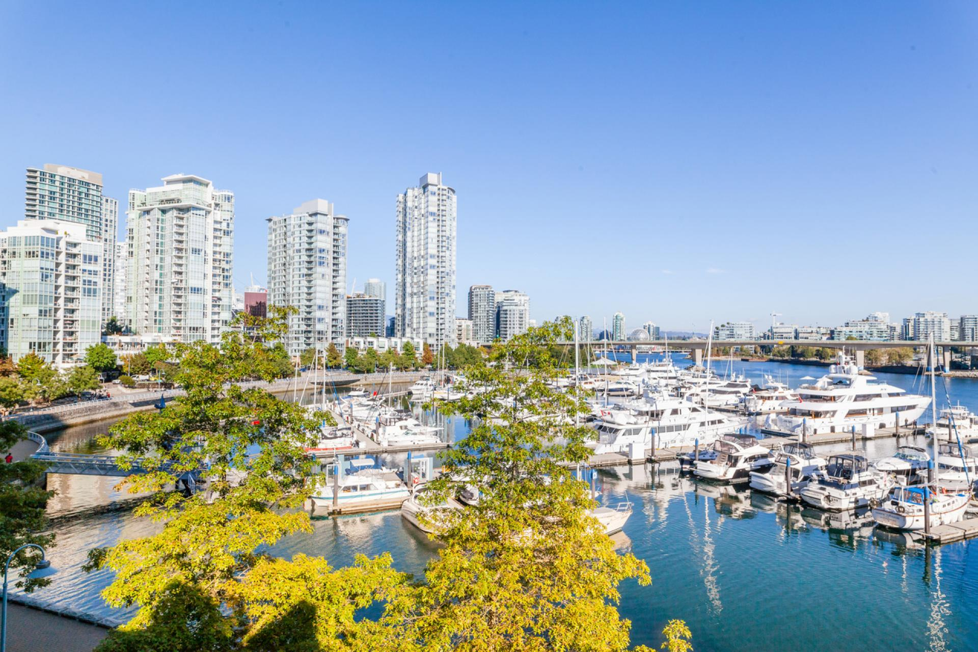 317 - 1228 Marinaside Crescent, Yaletown, Vancouver West