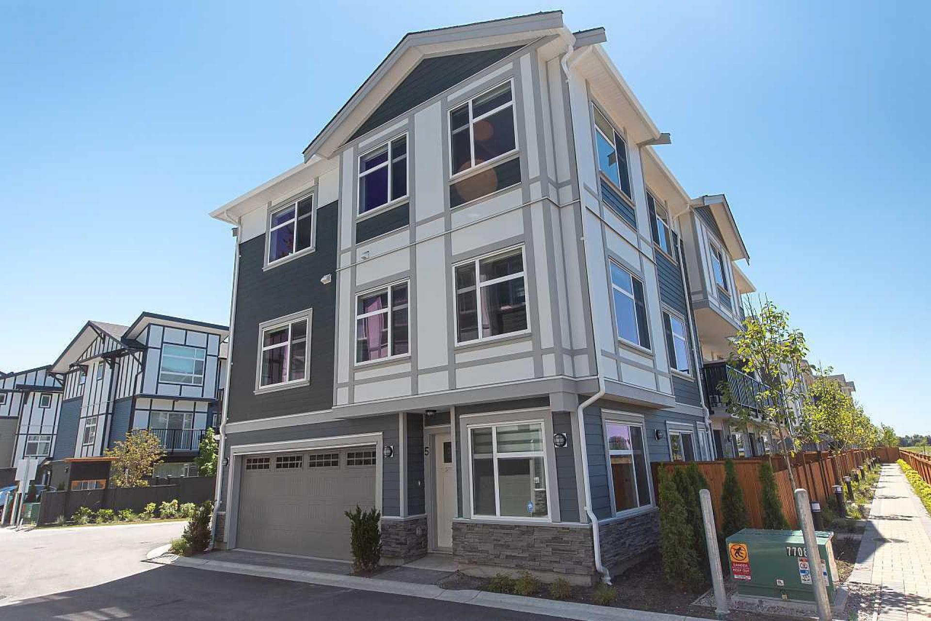 6 - 9560 Alexandra Road, West Cambie, Richmond